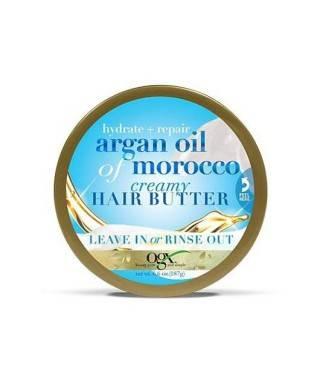 Organix Argan Oil Morocco Nemlendirici Argan Saç ve Vücut Butter 187gr