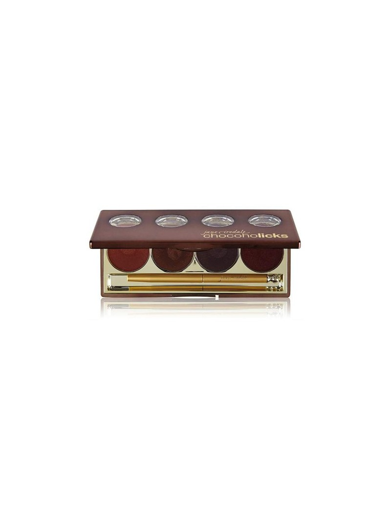 Jane İredale Chocoholicks Lip Gloss Palette/Brillant a Levres