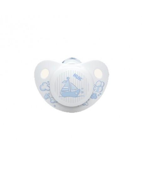 Nuk Baby Rose & Blue Emzik Silikon No:1 Pembe (0/6 Ay)