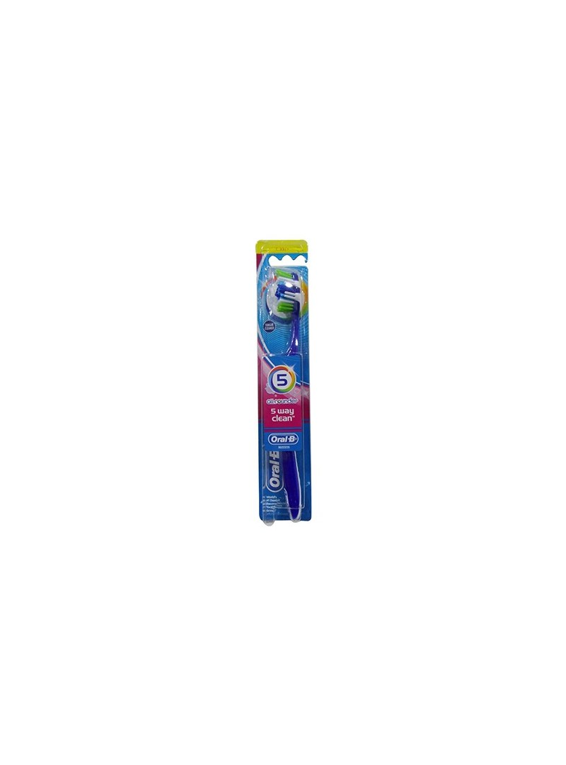 Oral B Complete 5 Way Clean Diş Fırçası Medium