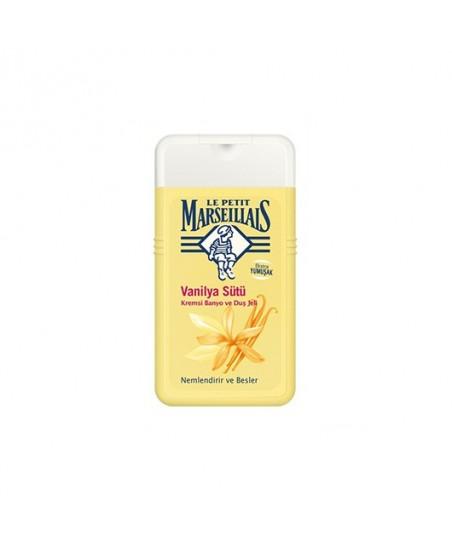 Le Petit Marseillais Duş Jeli Vanilya Sütü 250 ml