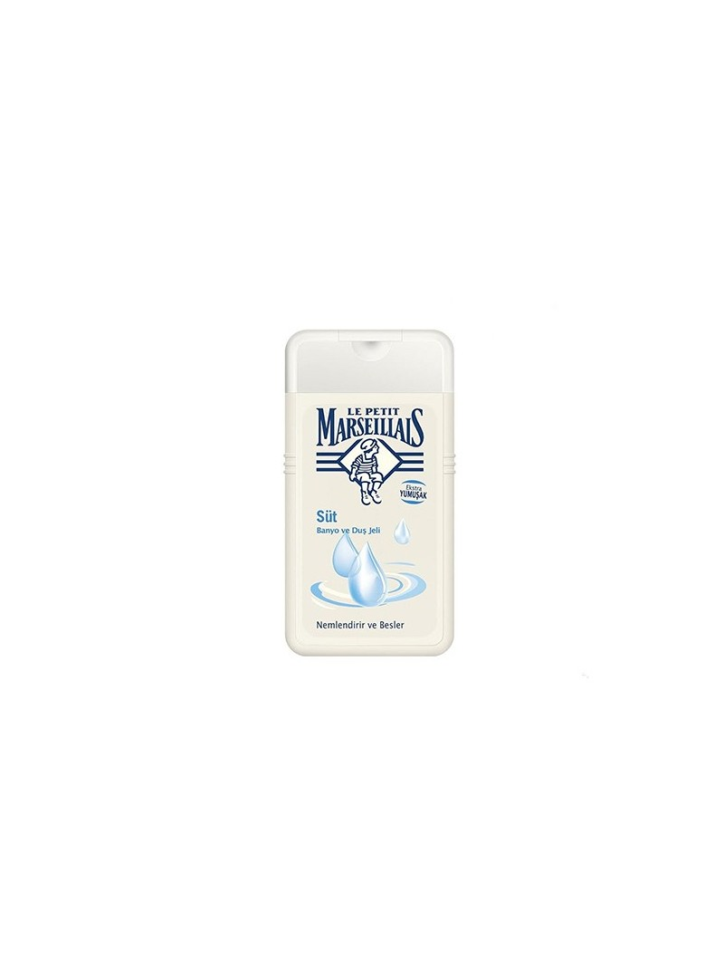 Le Petit Marseillais Duş Jeli Süt 250 ml