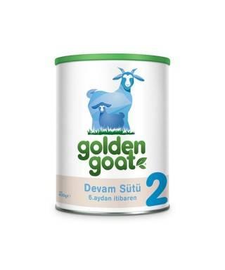 Golden Goat 2 Keçi Devam Sütü 400 gr