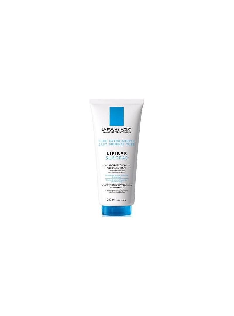 La Roche Posay Lipikar Surgras Vücut Temizleme Kremi 200 ml