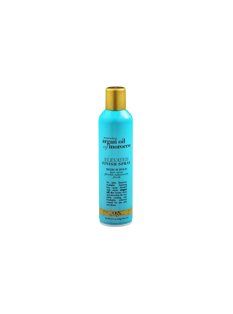 Organix Renewing Argan Oil Morocco Elevanted Finish Spray 282 ml