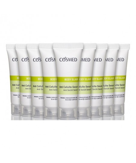 Cosmed Selülit Sorunlarında Yardımcı Serum 10 ml x 10 PE tüp
