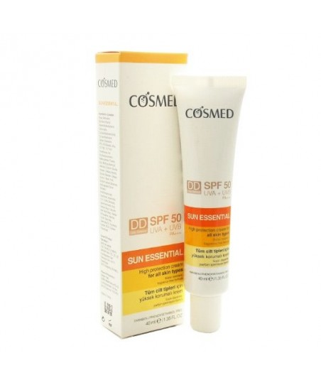 Cosmed Sun Essential Spf50+ DD Cream 40ml