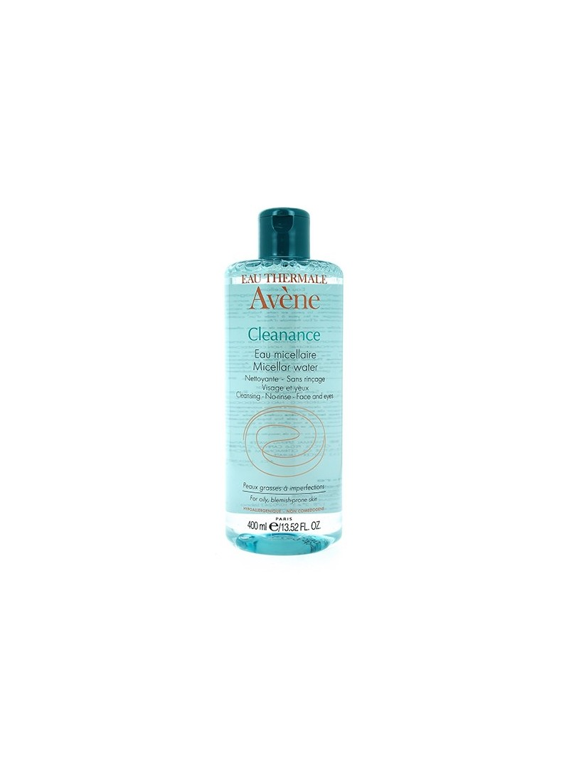 Avene Cleanance Cleansing Water 400 ml.