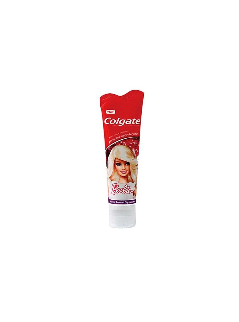 Colgate Çocuk Meyve Aromalı Diş Macunu Barbie 75 ml