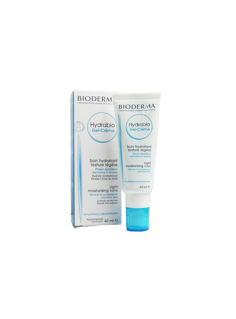 Bioderma Hydrabio Gel Cream 40ml