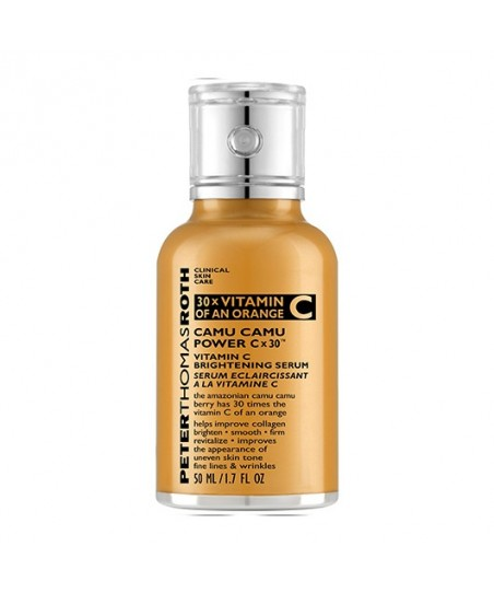 Peter Thomas Roth Camu Camu Power CX30 Vitamin C Brightening Serum 50ml