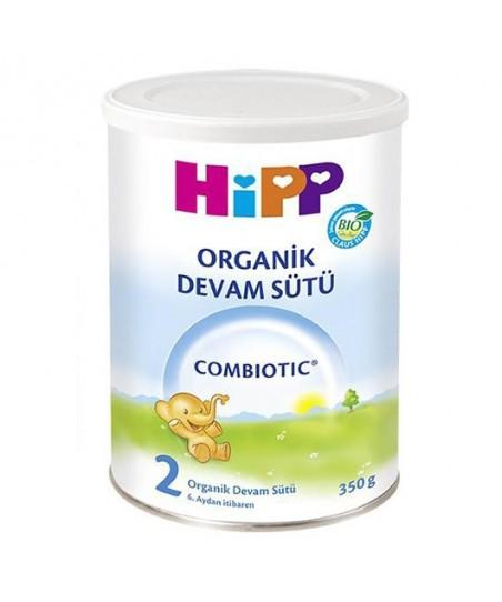 Hipp 2 Organic Combiotic Devam Sütü 350 gr