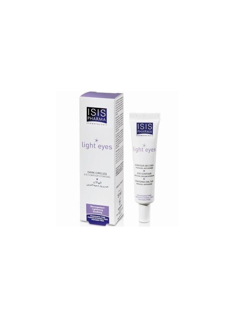 Isıs Pharma Light Eyes Hydragel 15ml