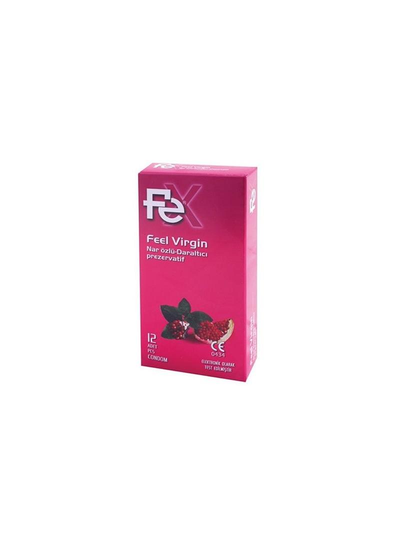 Fe Feel Virgin 12'li Prezervatif
