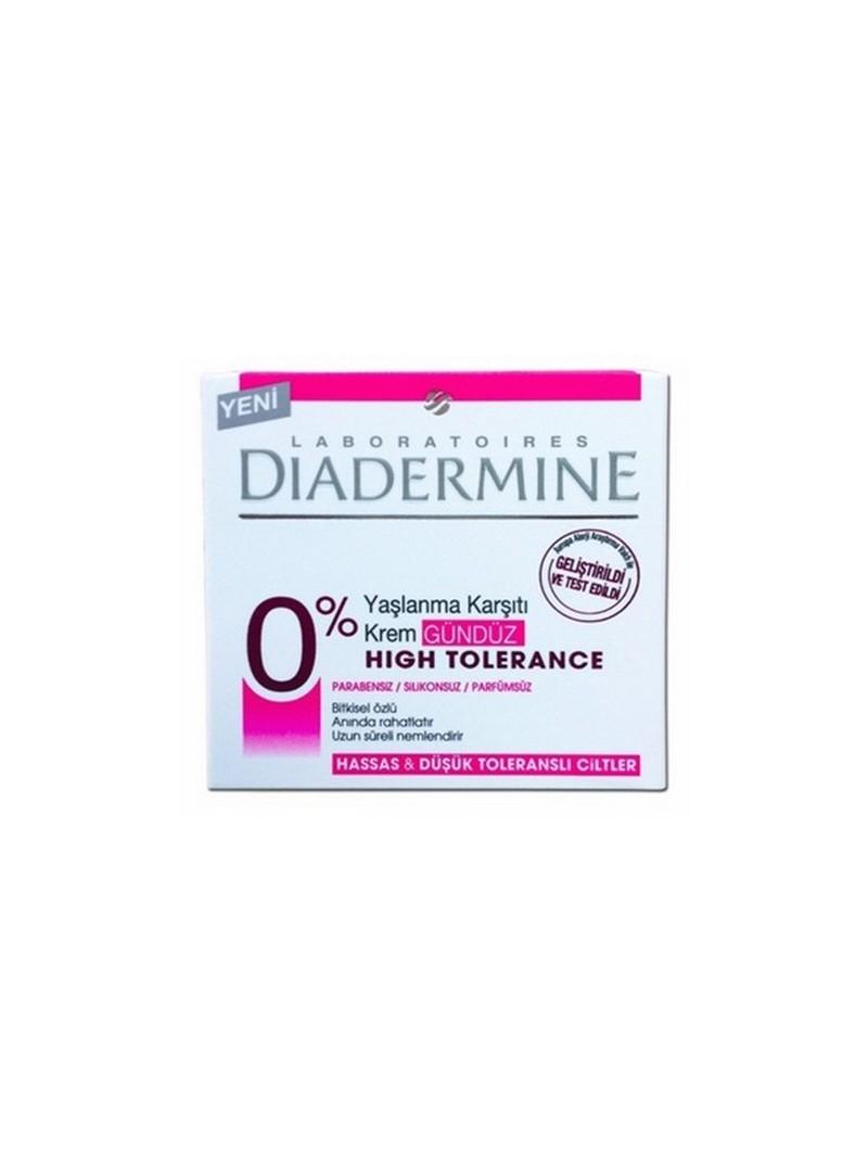 Diadermine High Tolerance Yaşlanma Karşıtı Gündüz Kremi 50 ml
