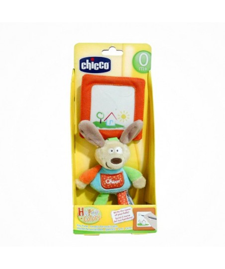 Chicco Peluş Köpek Panel