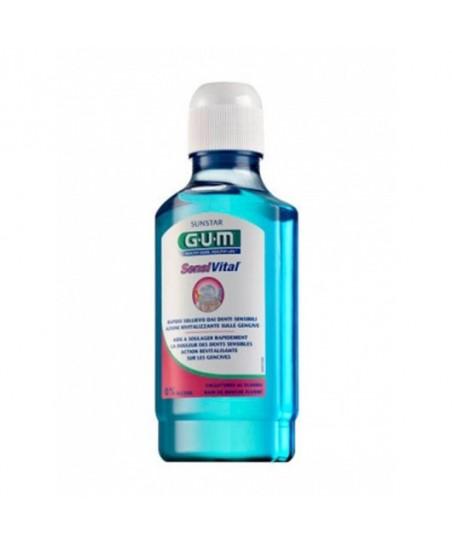 GUM Sensivital Ağız Çalkalama Suyu 300ml
