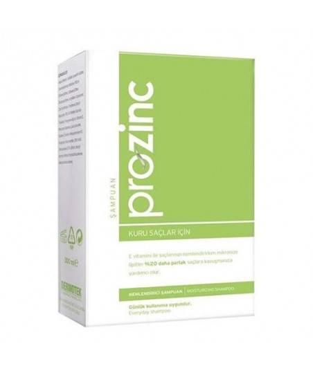 Prozinc Vitamin E Şampuan 300 ml (Kepeğe Karşı Etkili)