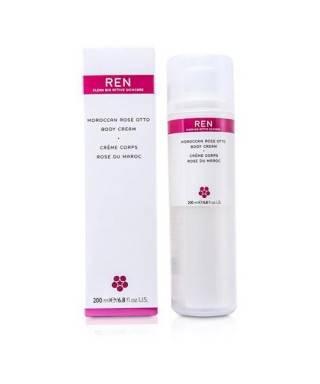 Ren Moroccan Rose Otto Body Cream 200ml