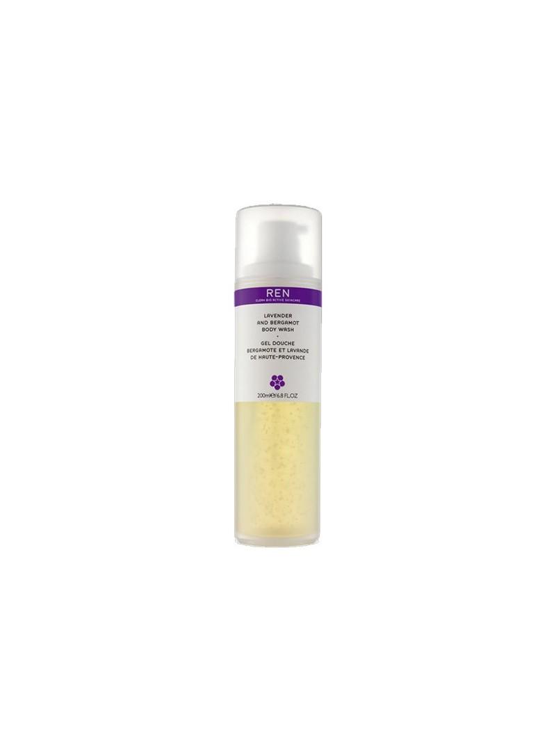 Ren Lavender and Bergamot Body Wash Vücut Yıkama Jeli 200 ml