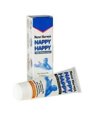 Nurse Harvey's Nappy Happy Pişik Önleyici Krem 50 ml