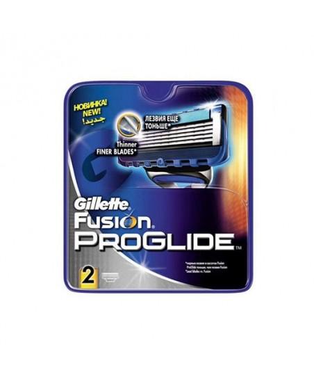 Gillette Fusion Proglide Yedek Tıraş Bıçağı 2 li