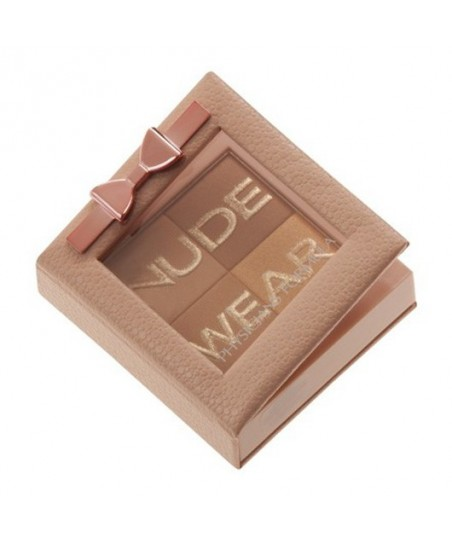 Physicians Formula Nude Wear Glowing Nude Bronzer - Light Bronzer