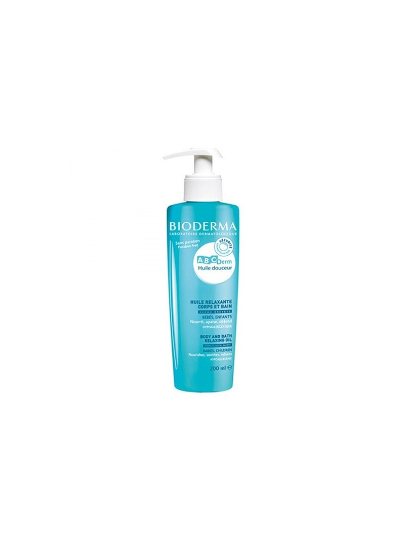 Bioderma ABCDerm Relaxing Oil