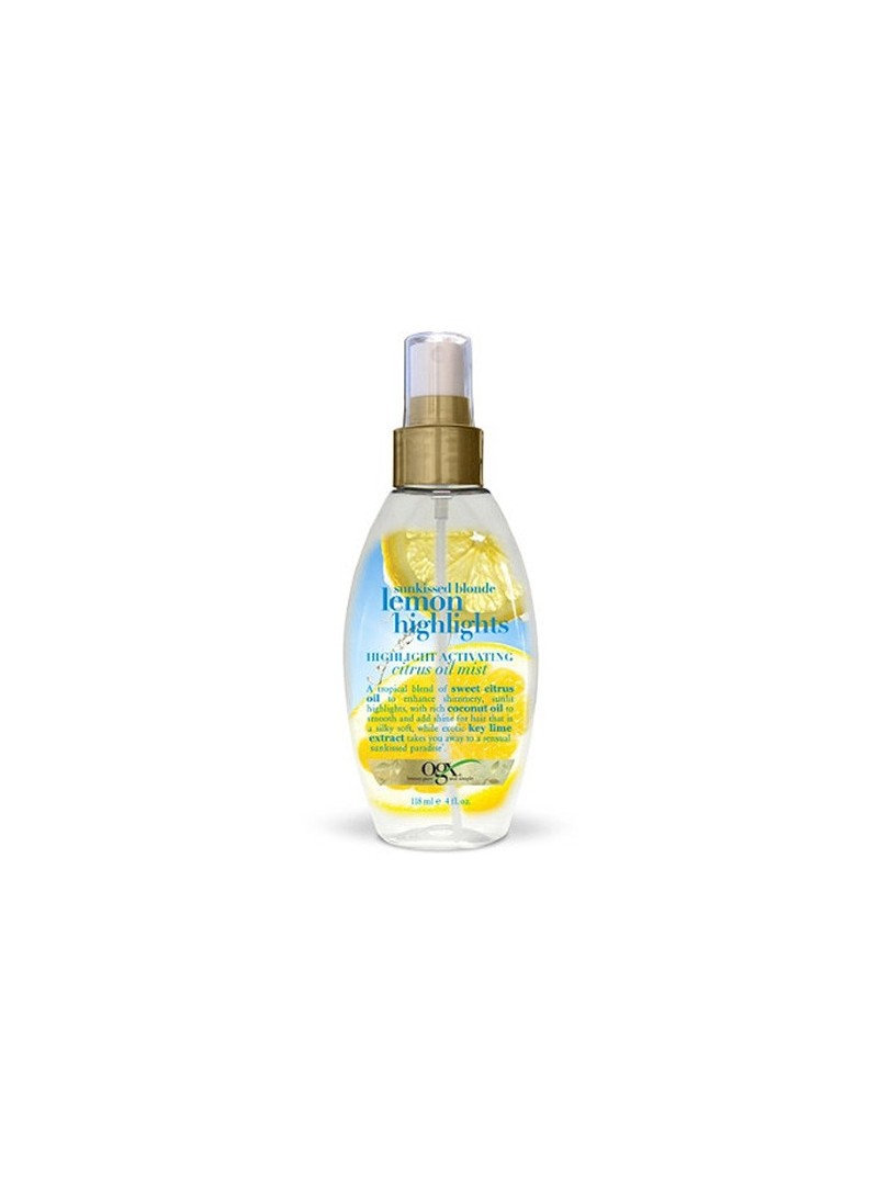 Organix Lemon Highlights Sprey 118ml