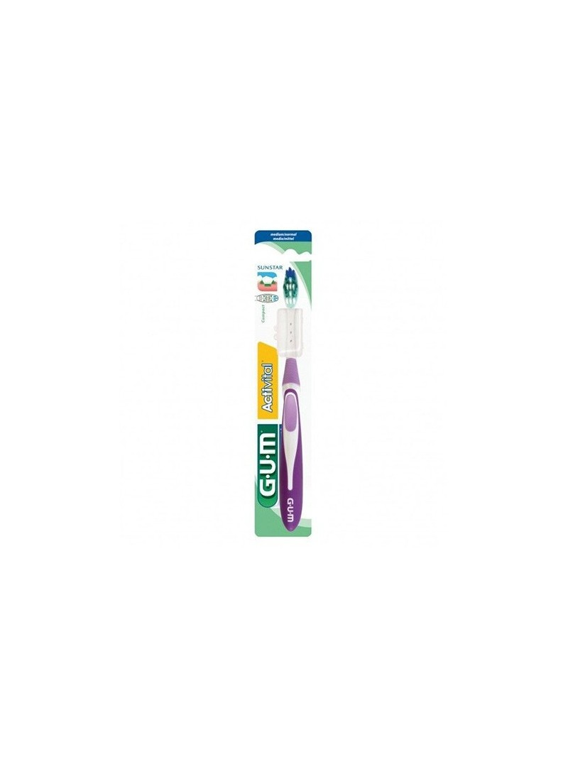Gum Activital Medium Compact Diş Fırçası 581