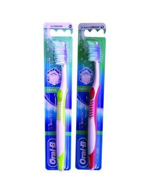 Oral B Fresh 3D White Soft - Medium