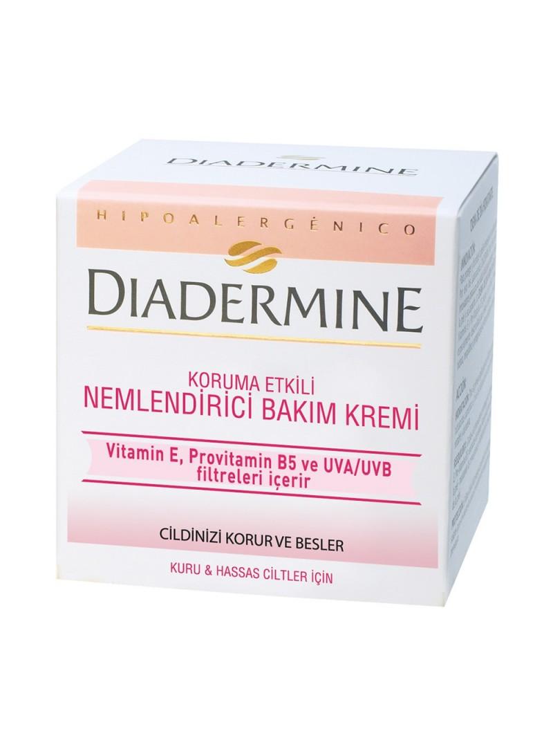 Diadermine Koruyucu Nemlendirici Bakım Kremi 50 ml