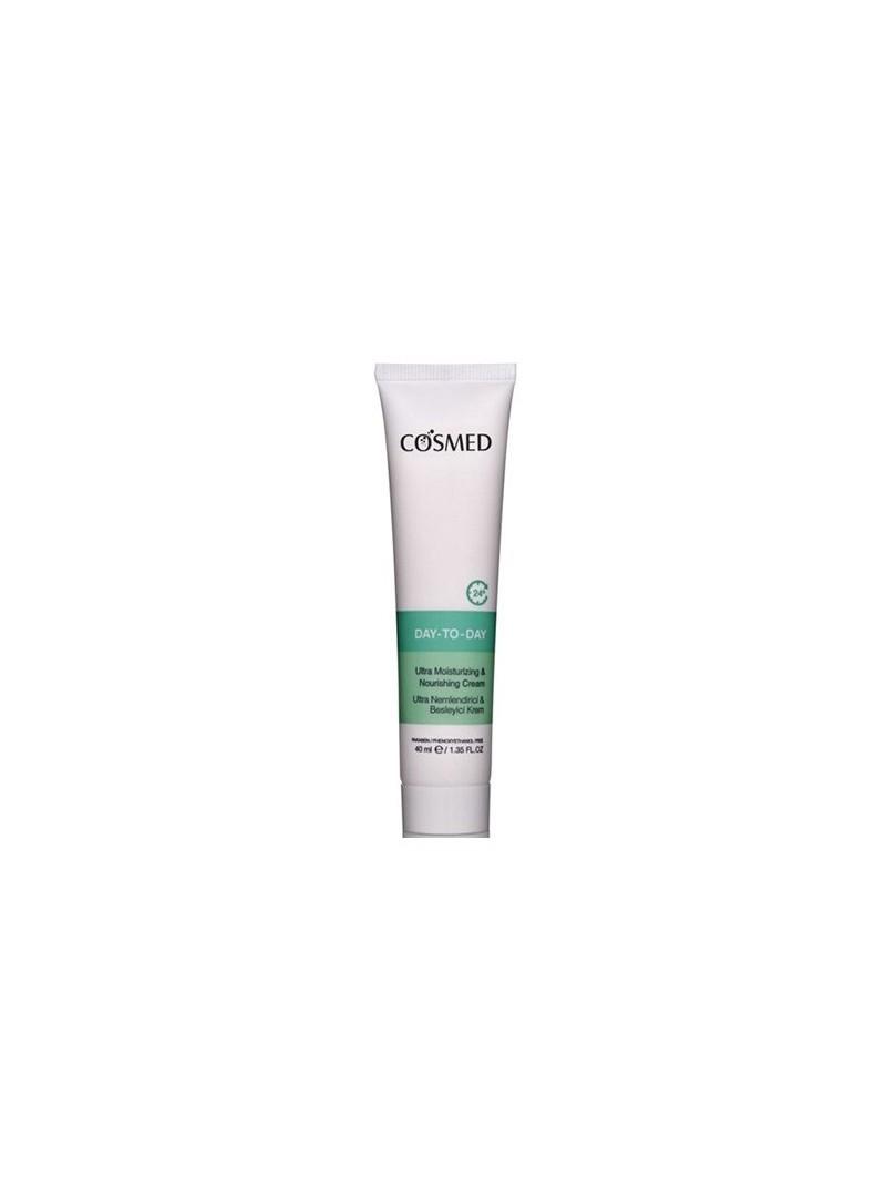 Cosmed Ultra Nemlendirici ve Besleyici Krem 40 ml