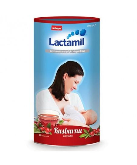 Milupa Lactamil Kuşburnu Meyve Çayı 200 gr