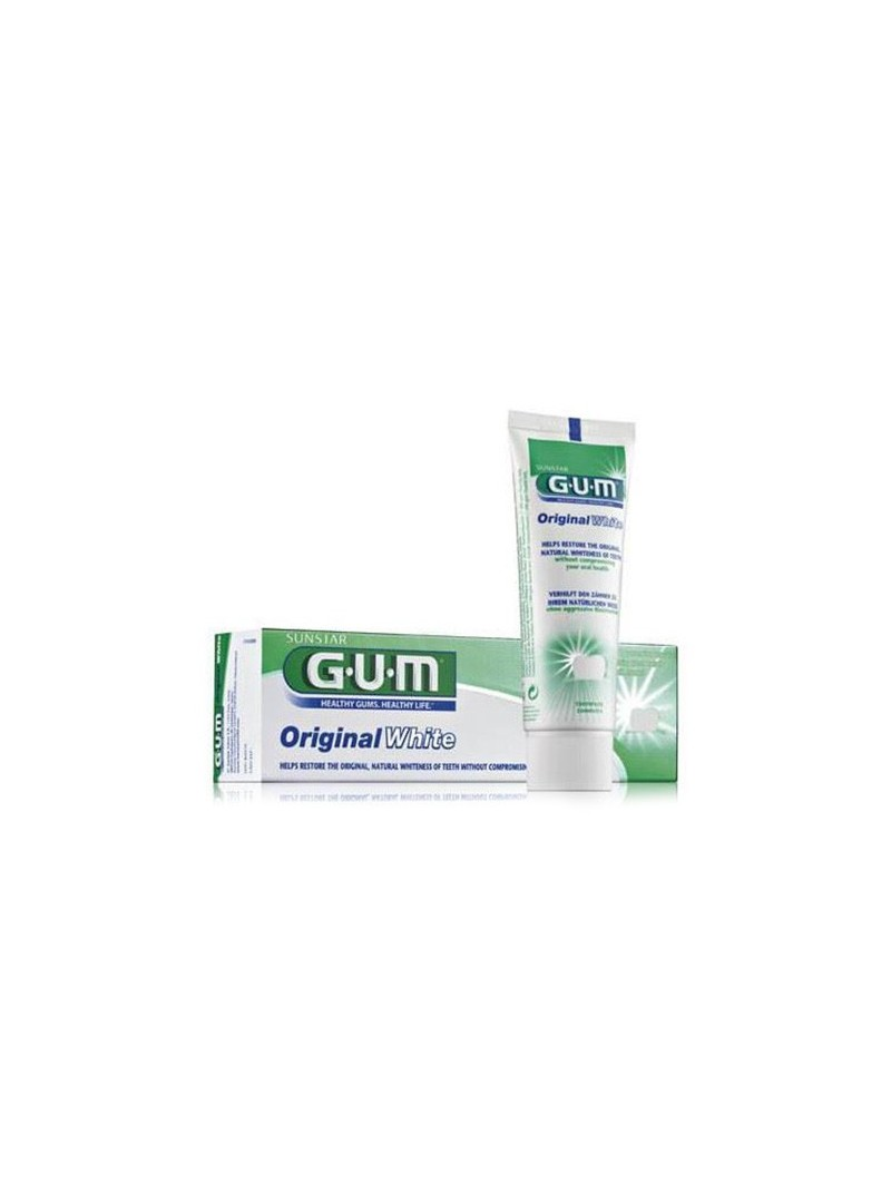 GUM Original White Diş Macunu 75ml