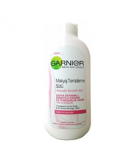 Garnier Makyaj Temizleme Sütü Kuru Ciltler İçin 200 ml