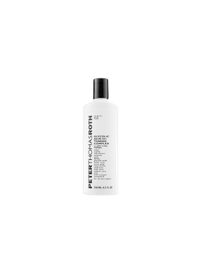 Peter Thomas Roth Glycolic Acid 10% Toning Complex 250ml