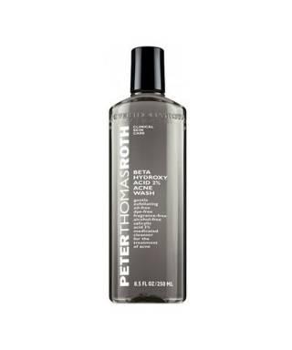 Peter Thomas Roth Beta Hydroxy Acid %2 Acne Wash 250ml