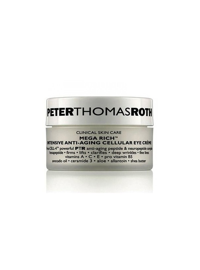 Peter Thomas Roth Mega Rich Intensive Anti Aging Cellular Eye Creme 15ml