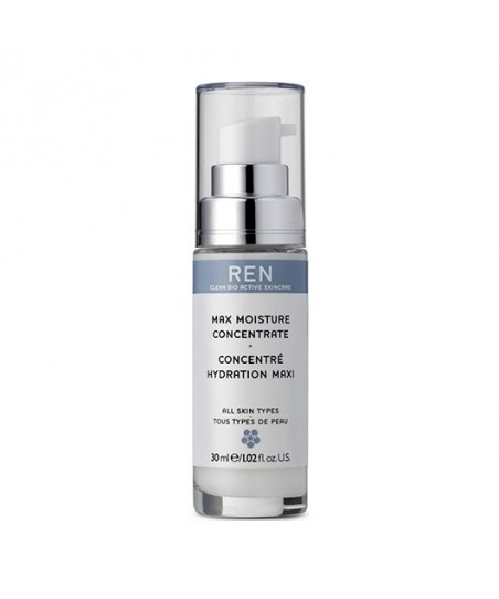 Ren Max Moisture Concentrate Serum 30 ml