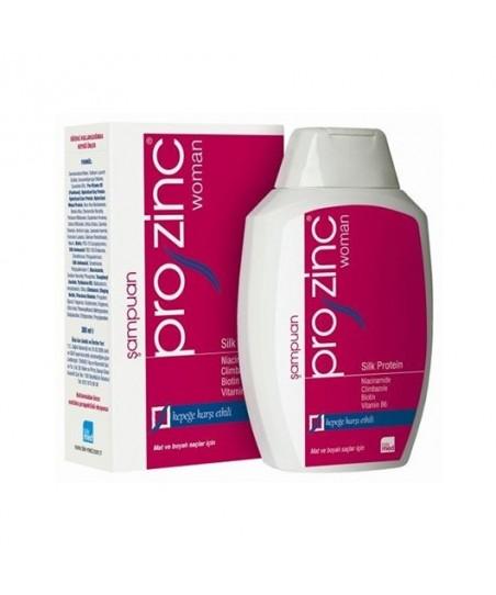 ProZinc Woman Silk Protein Şampuan 300 ml