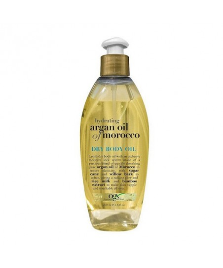 Organix Moroccan Argan Oil Dry Body Oil 200 ml - Kuru Vücut Yağı