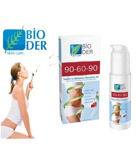 Bioder 90-60-90 İnceltici ve Sıkılaştırıcı Konsantre Jel 200 ml
