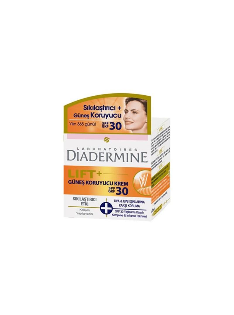 Diadermine Lift+ Spf 30 Güneş Koruyucu Krem 50ml