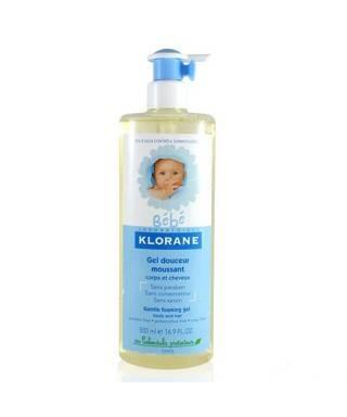 Klorane Bebe Saç ve Vücut Jel Şampuanı 500 ml