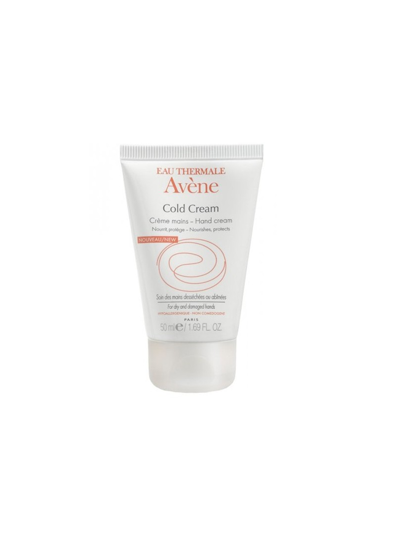 Avene Cold Cream Creme Mains El Kremi 50 ml