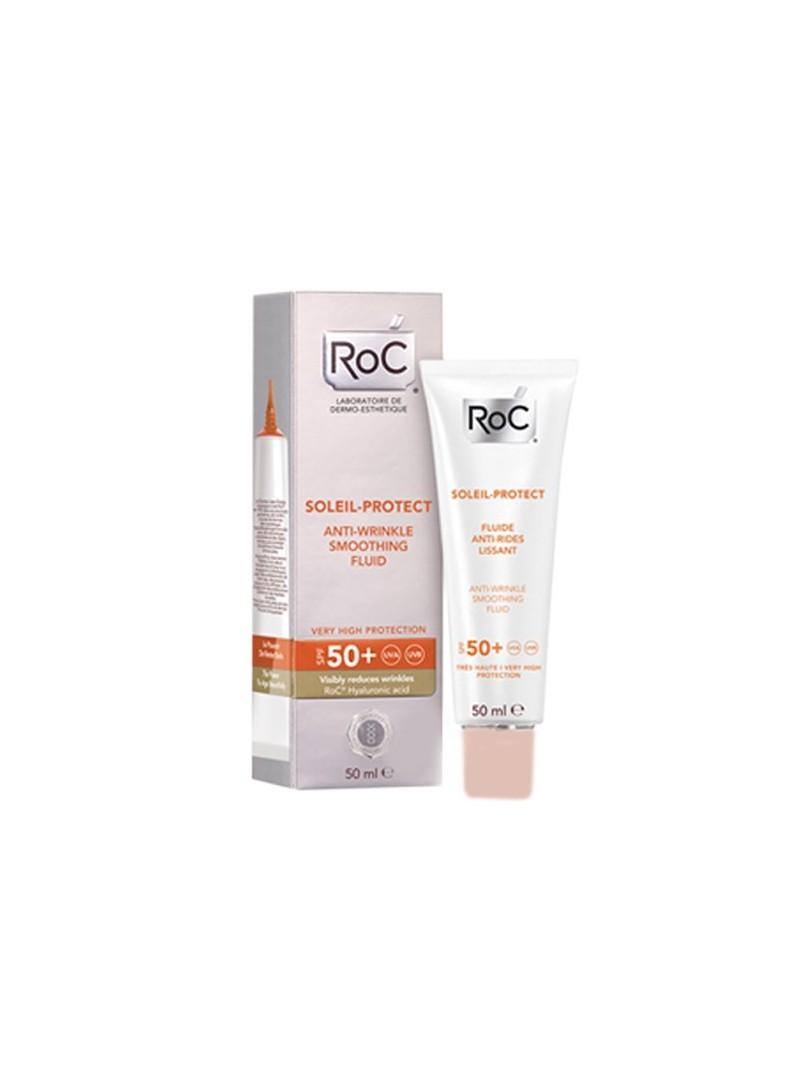 Roc Soleil Protection SPF 50+ Kırışık Karşıtı  Nemlendirici 50 ml