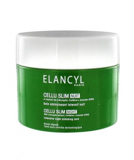 Elancyl Cellu Slim Nuit - Selülit Karşıtı Yoğun Bakım Gece Kremi