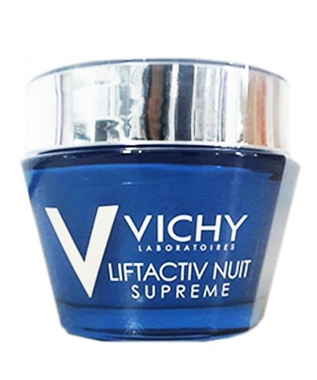 Vichy Liftactiv Supreme Night - Liftactiv Gece Kremi 50 ml