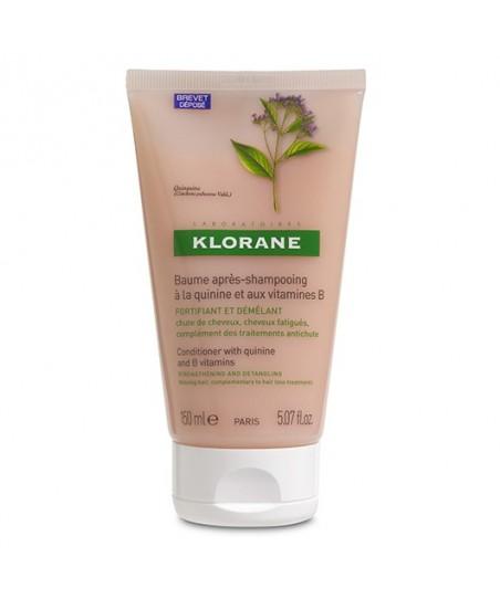 Klorane Kinin İçeren Saç Dökülmesine Karşı Canlandırıcı Bakım Kremi 150 ml.